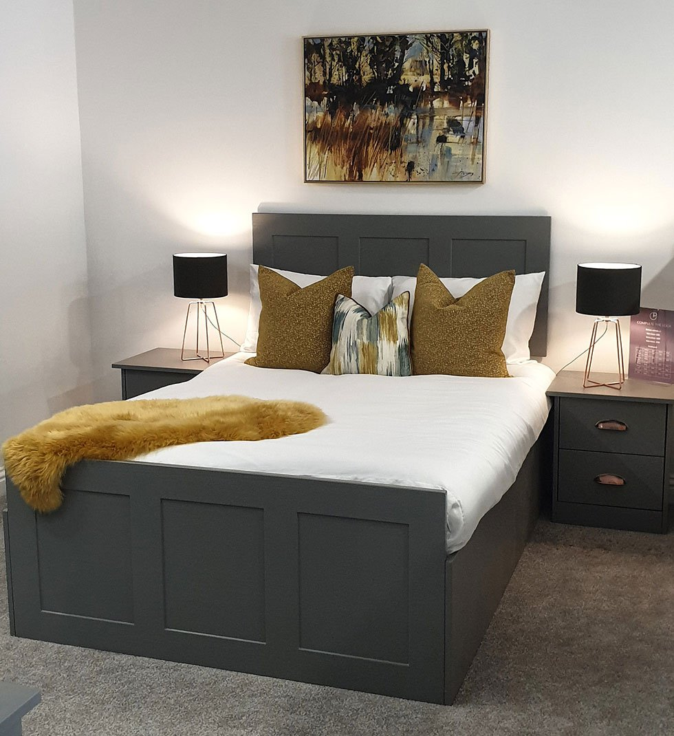 Matching Bedrooms Furniture | Primo Showroom | Warrington ...