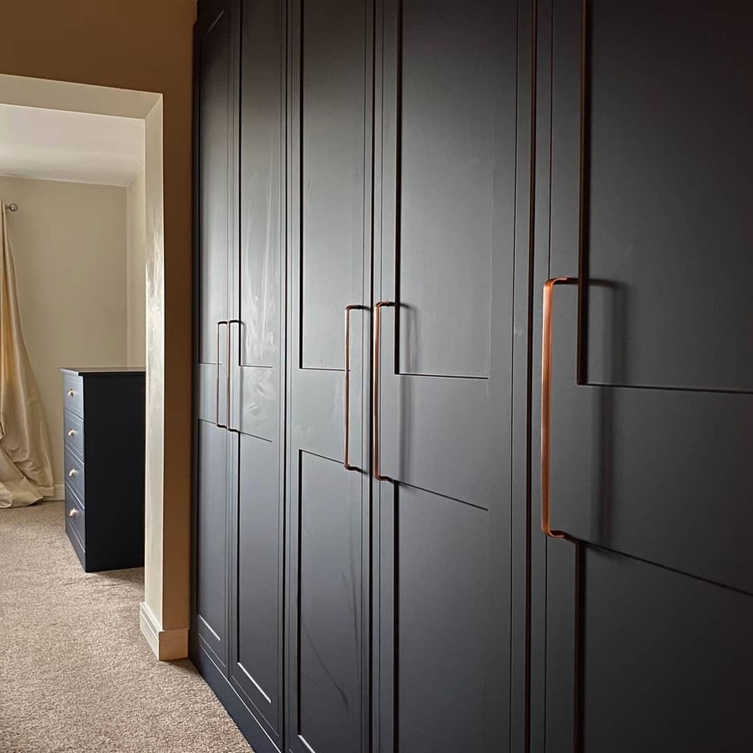 Fitted Bedrooms Case Studies – Our Latest Fitted Wardrobes
